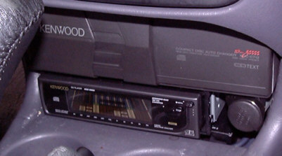 10 Disc CD Changer with Additional 1 Disc CD Player