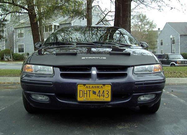 S on 2001 Dodge Dakota Custom Hood