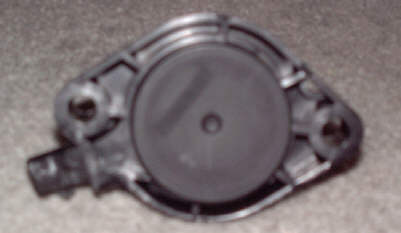Outer View of 2.7L V-6 Manifold Tuning Valve