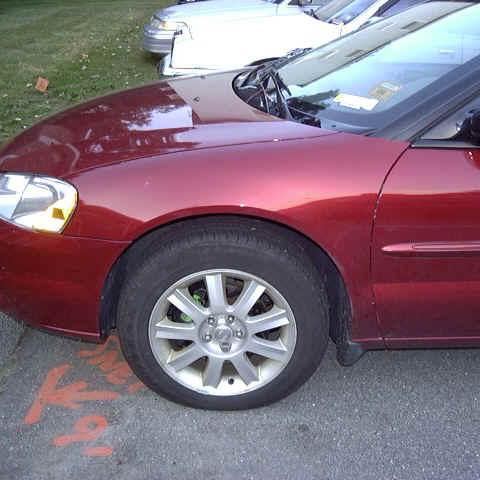2002 Chrysler Sebring Convertible GTC
