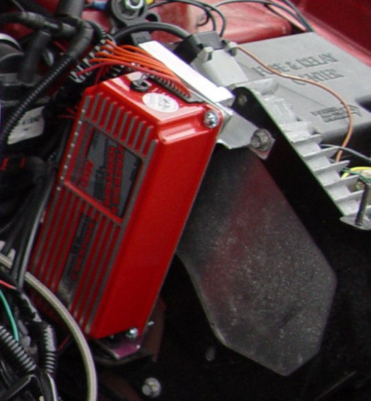 MSD Stacker-8 Module Permanent Installation