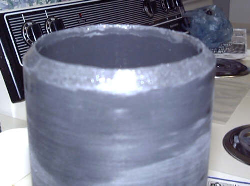 Figure 1: Chamfered Edge of Tube