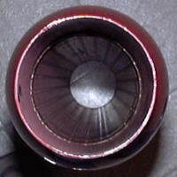 End-On View, Showing No Reduction in Internal Core Diameter